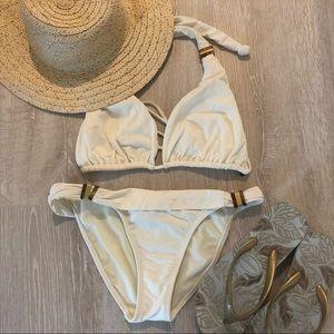 Vix Triangle Bikini Top size M